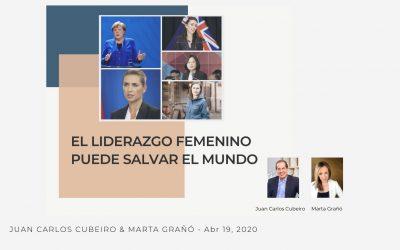 El liderazgo femenino puede salvar el mundo