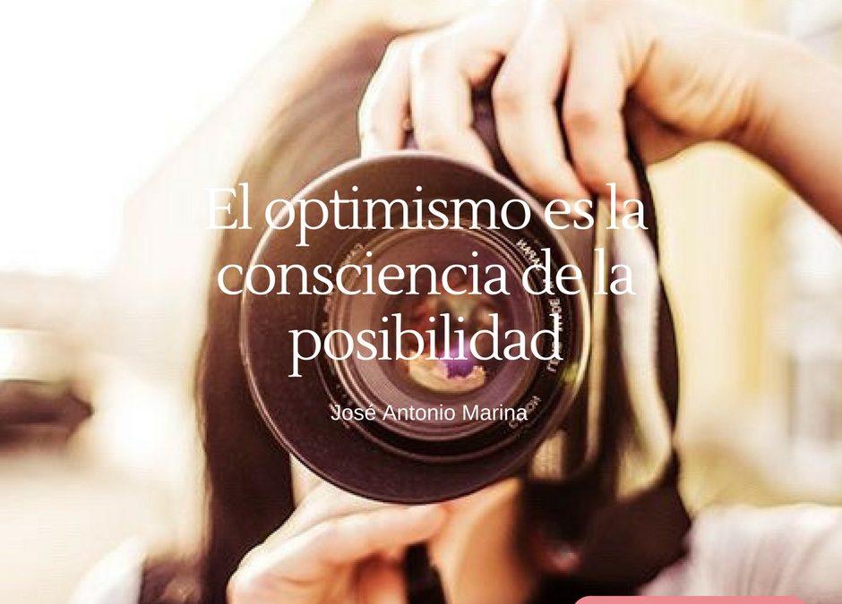Lo mejor está por llegar. Activa tu optimismo