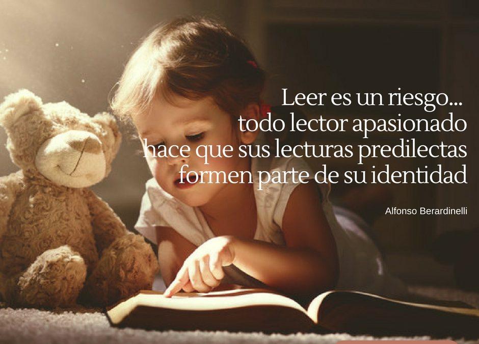 Leer es un riesgo…